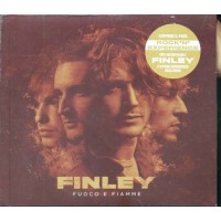 Finley - Fuoco E Fiamme Digipack Cd
