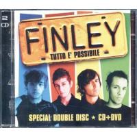 Finley - Tutto E' Possibile Cd + Dvd Cd