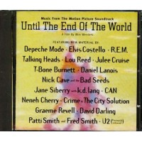 Until The End Of The World Ost - U2/Depeche Mode/Rem/Lou Reed/Nick Cave Cd