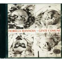 Fiorella Mannoia - Gente Comune Cd