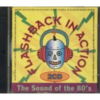 Flashback In Action 80 - Duran/Talk Talk/Visage/Blondie/Europe 2x Cd