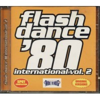 Flash Dance '80 International Vol. 2 - Anita Ward/Gaynor/Limahl/Talk Talk cd