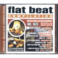 Flat Beat Compilation - Cunnie Williams/Miranda/Eiffel 65 Cd