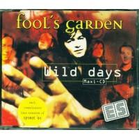 Fool'S Garden - Wild Days Cd