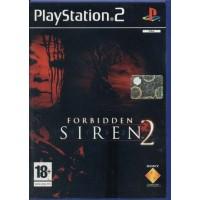 Forbidden Siren Ii  Ps2
