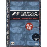 Formula One 2000 Super Jewel Box Dvd