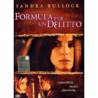 Formula Per Un Delitto - Sandra Bullock Dvd Snapper