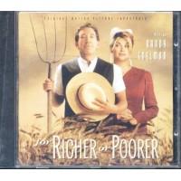 For Richer Or Poorer Ost - Randy Edelman Cd