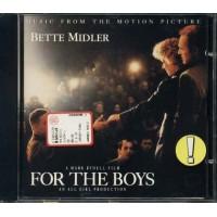 For The Boys Ost - Bette Midler Cd