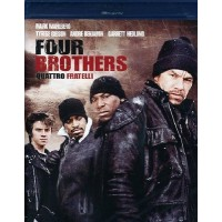 Four Brothers - Mark Wahlberg Blu Ray