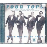 Four Tops - Reach Out I'Ll Be There Cd