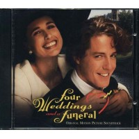 Four Weddings And A Funeral Ost Cd