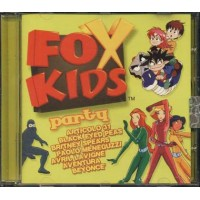 Fox Kids Party - Black Eyed Peas/Articolo 31/Meneguzzi/Spears Cd