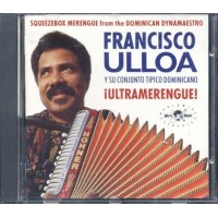 Francisco Ulloa - Ultramerengue Cd