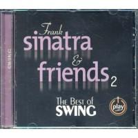 Frank Sinatra & Friends 2 The Best Of Swing (Bennett) Cd
