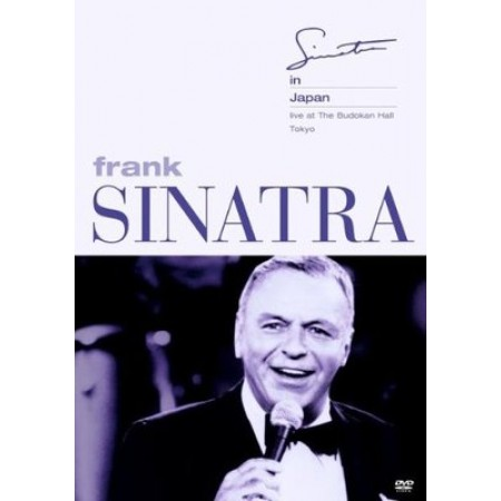 Frank Sinatra - Sinatra In Japan Live At The Budokan Hall Tokyo Dvd Sealed