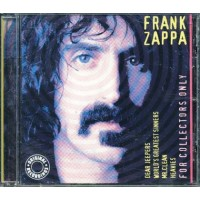 Frank Zappa - For Collectors Only Cd