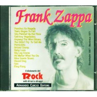 Frank Zappa - Stockholm 1967/Montreux 1971 Il Grande Rock Italy Press cd