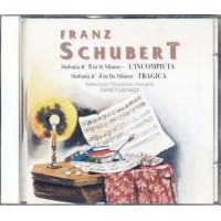 Franz Schubert - Incompiuta/Ave Maria/Gute Nacht Cd