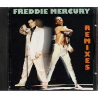 Freddie Mercury/Queen - Remixes Cd