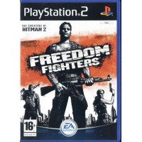 Freedom Fighters Ita Ps2