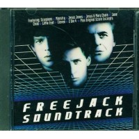 Freejack Ost - Jagger/Jesus & Mary Chain/Scorpions Cd