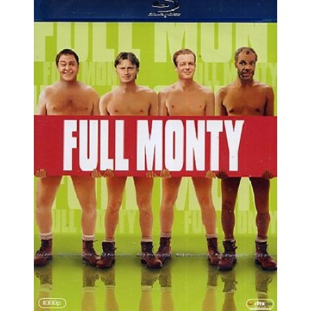 Full Monty - Robert Carlyle Blu Ray