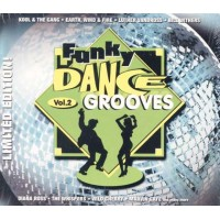 Funky Dance Grooves - Indeep/Labelle/Diana Ross/Gaye Cd