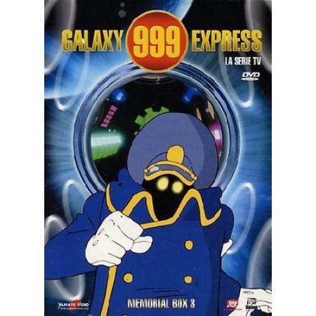 Galaxy Express 999 Memorial Box 3 5X Dvd