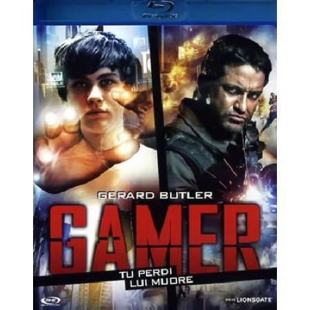Gamer - Gerard Butler Blu Ray
