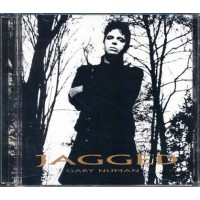 Gary Numan - Jagged Cd