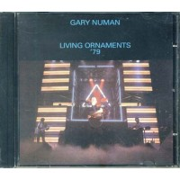 Gary Numan - Living Ornaments '79 Cd