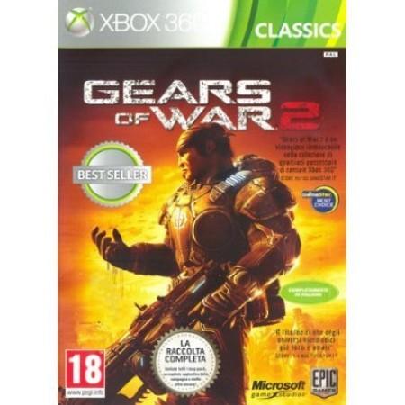 Gears Of War 2 Classics (Con Tutti I Map Pack) Xbox Italiano