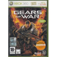 Gears Of War Xbox 1A Stampa Completamente In Italiano