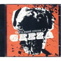 Geeza - This Is Beyond Criticism Cd