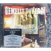 Gemelli Diversi - Reality Show Dual Disc Surround 5.1 Dvd + Cd