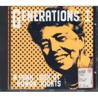 Generations - A Punk Look At Human Rights Cd