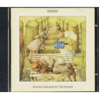 Genesis - Selling England By The Pound Argentina Press Cd