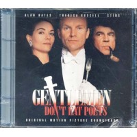 Gentlemen Don'T Eat Poets/Grotesque Ost Cd