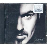 George Michael - Older W/ Sticker Italy Press Cd