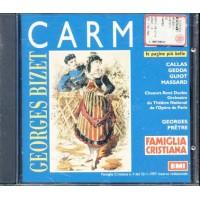 Georges Bizet - Carmen (Callas/Pretre) Cd