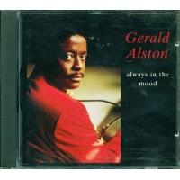 Gerald Alston - Always In The Mood Cd