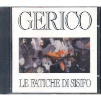 Gerico - Le Fatiche Di Sisifo Cd