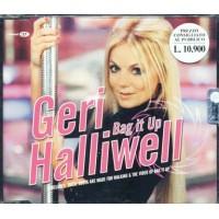 Geri Halliwell/Spice Girls - Bag It Up Cd