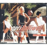 Geri Halliwell/Spice Girls - Scream If You Wanna Go Faster Cd 2 Cd