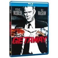 Getaway - Steve Mcqueen Blu Ray Fuori Catalogo