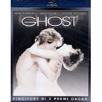 Ghost - Patrick Swayze/Demi Moore Blu Ray
