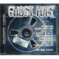 Ghost Hits - Bisio/Skiantos/Caputo/Kuzminac/Esposito/Sibilla 2x Cd