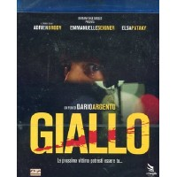 Giallo - Dario Argento/Adrien Brody/Emmanuelle Seigner Blu Ray