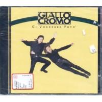 Giallo Cromo - Ci Vorrebbe Toto' Cd